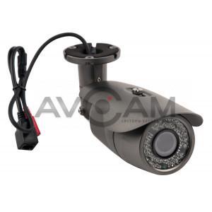 IP видеокамеры уличные