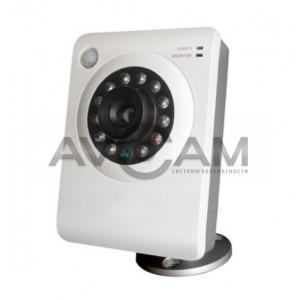IP видеокамеры корпусные