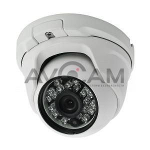 Купольные AHD видеокамеры