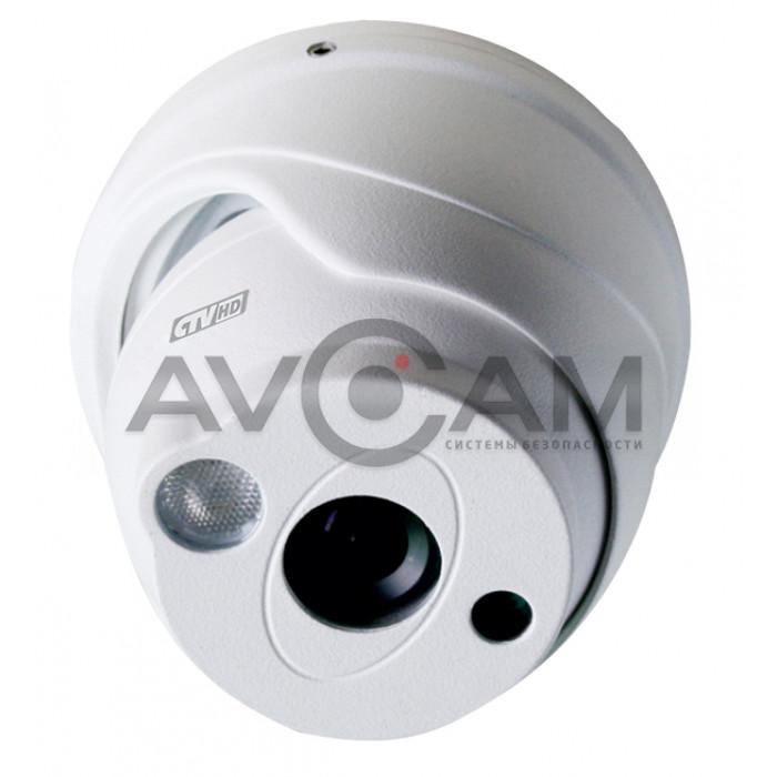 Цветная купольная видеокамера CTV-HDD362A ME