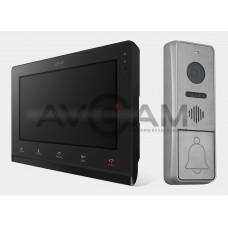 Комплект цветного видеодомофона формата AHD с датчиком движения и WIFI ARNY AVD-1010W
