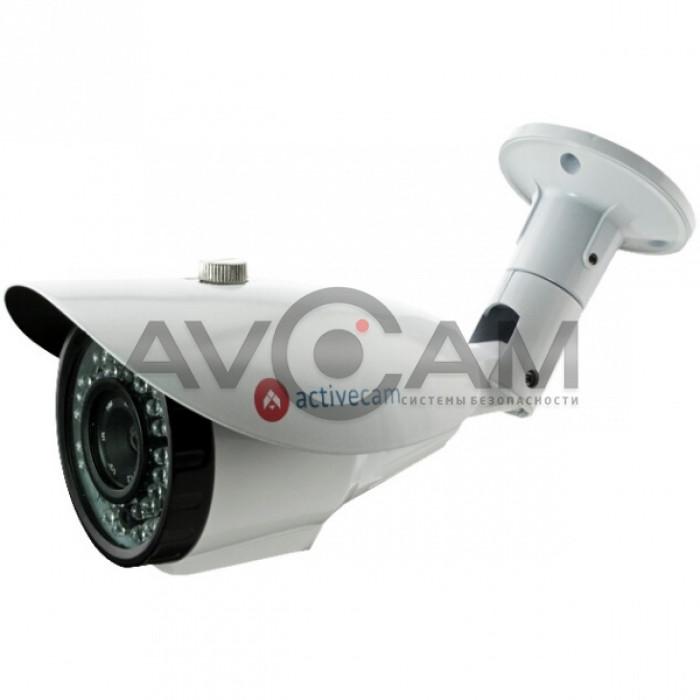 Компактная уличная IP-камера AC-D2103IR3 с ИК-подсветкой