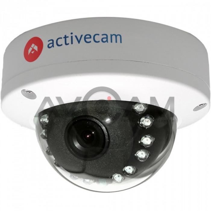 IP видеокамера уличная вандалозащищённая ActiveCam AC-D3101IR1