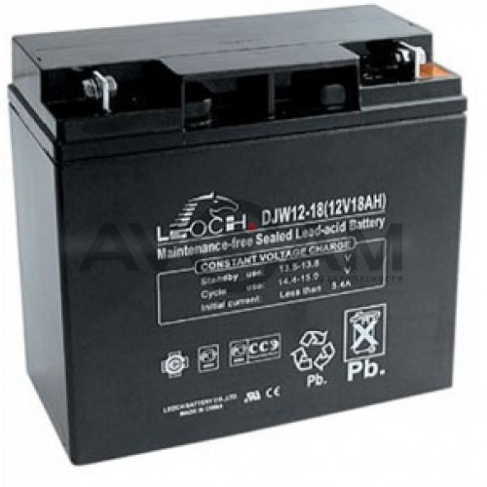 Аккумулятор АКБ-17 для бесперебойного блока питания