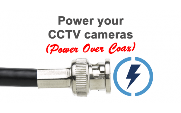 Технология Power over Coaxial (PoC)