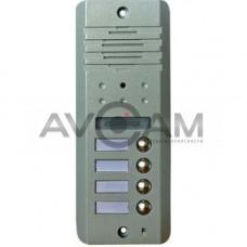 Вызывная антивандальная панель Commax DRC-4DC