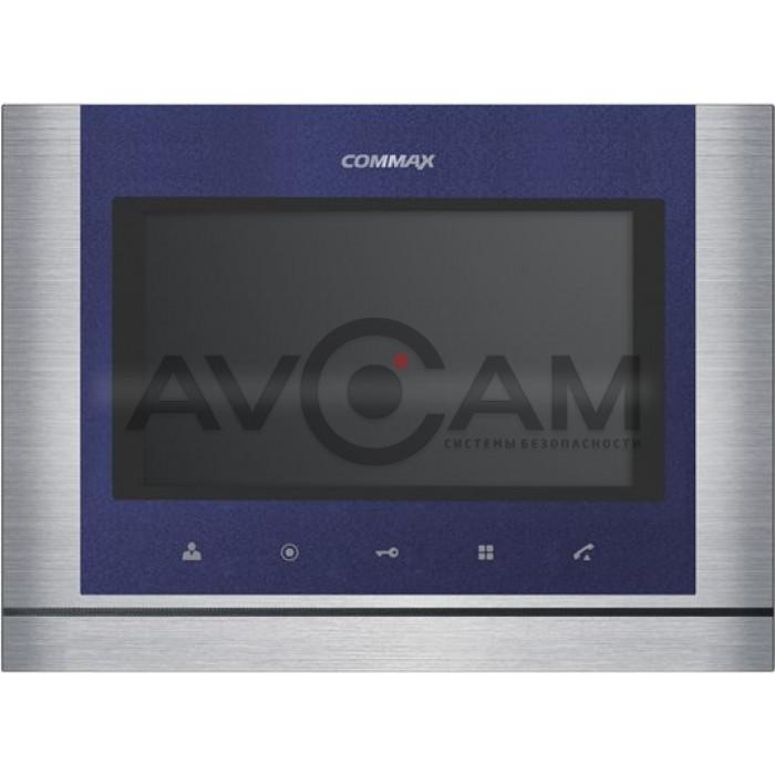 Цветной видеодомофон со встроенным цифровым блоком сопряжения CDV-70M/XL