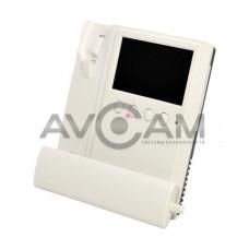 Цветной видеодомофон со встроенным цифровым блоком сопряжения CMV-43A/XL