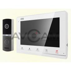 Комплект цветного видеодомофона CTV-DP2700IP NG