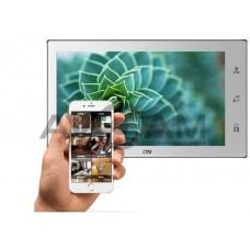 Цветной видеодомофон формата AHD с датчиком движения и WIFI CTV-M4102FHD (FULL HD)