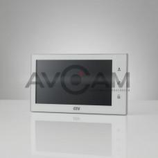Комплект цветного AHD видеодомофона с датчиком движения CTV-DP4706AHD