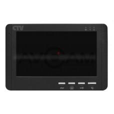 Цветной видеодомофон с записью по движению CTV-M1704MD