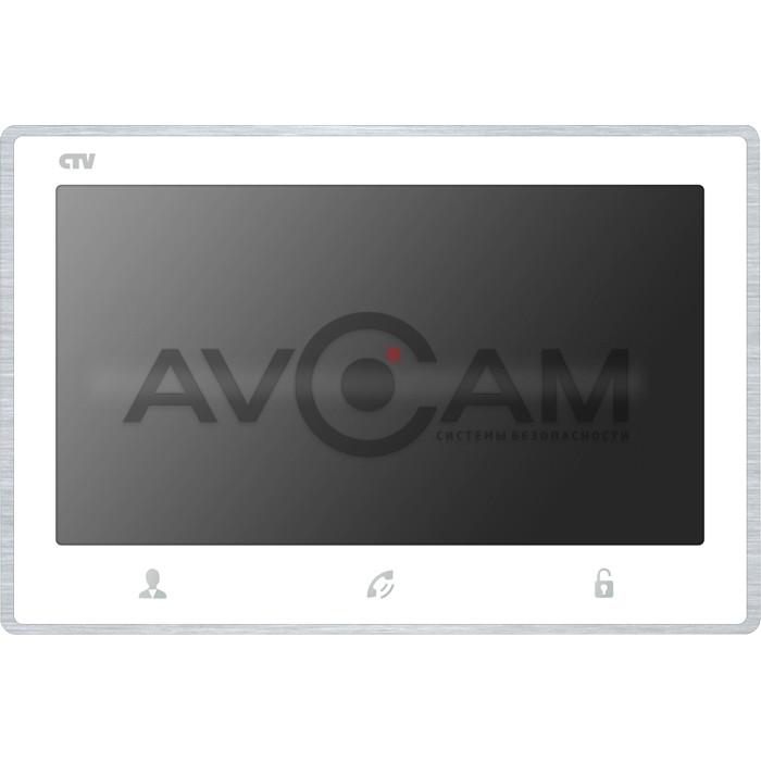 Цветной видеодомофон формата AHD с сенсорными кнопками и датчиком движения Full HD CTV-M4703AHD