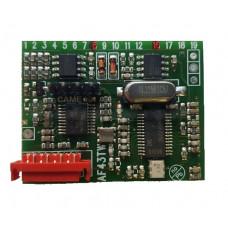 CAME AF43TW радиоприёмник встраиваемый нового образца