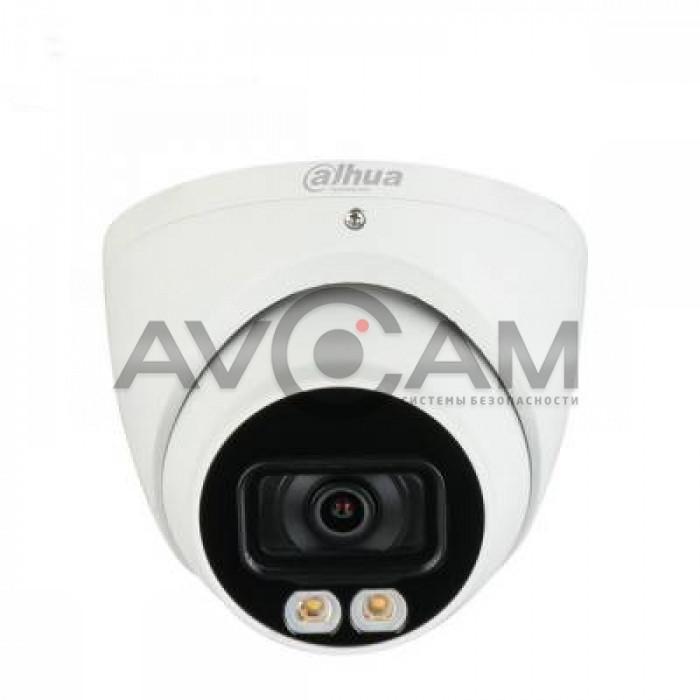 Купольная уличная IP видеокамера Dahua DH-IPC-HDW2439TP-AS-LED-0360B