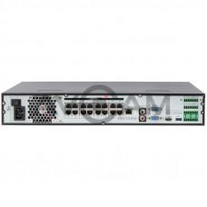 Сетевой 16-канальный Видеорегистратор Dahua DHI-NVR5216-16P-4KS2E