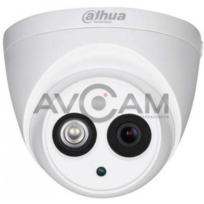 Купольная уличная IP видеокамера Dahua DH-IPC-HDW4231EMP-AS-0360B