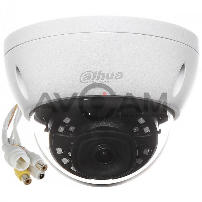 Купольная уличная IP видеокамера Dahua DH-IPC-HDBW4231EP-ASE-0360B