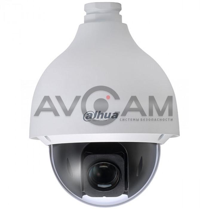 Уличная скоростная поворотная IP видеокамера Dahua DH-SD50432XA-HNR