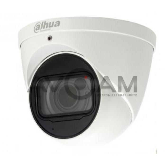 Купольная уличная IP видеокамера с вариофокальным объективом Dahua DH-IPC-HDW5231RP-ZE