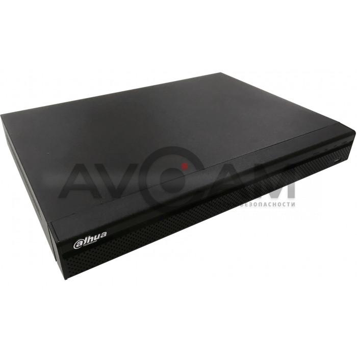 Сетевой 16-канальный Видеорегистратор Dahua DHI-NVR4116HS-4KS2