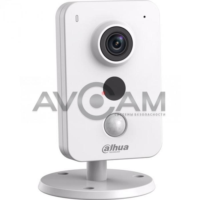 Миниатюрная IP видеокамера Dahua DH-IPC-K35AP