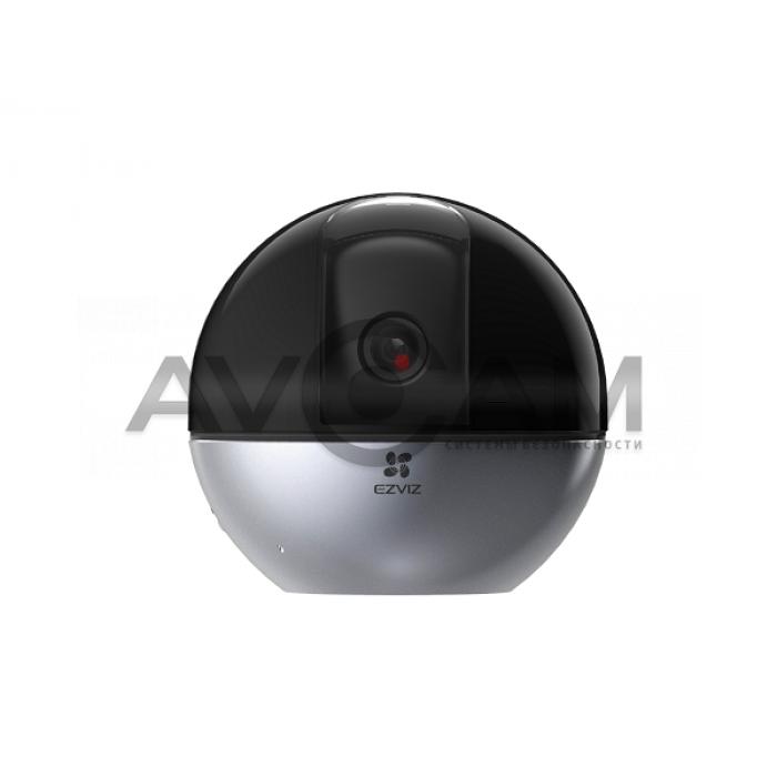 4Мп внутренняя поворотная 360° Wi-Fi камера c ИК-подсветкой до 10м EZVIZ C6W (CS-C6W-A0-3H4WF)