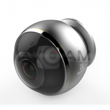 Панорамная IP видеокамера fisheye с WIFI и со звуком Ezviz CS-CV346-A0-7A3WFR (C6P)