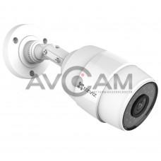 Компактная уличная IP видеокамера с POE и записью на MicroSD Ezviz CS-CV216-31EFR(2.8mm)