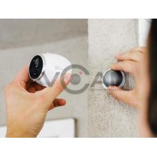 Универсальная Wi-Fi камера на батарейке с базовой станцией и записью на MicroSD EZVIZ Mini Trooper 1 камера + базовая станция