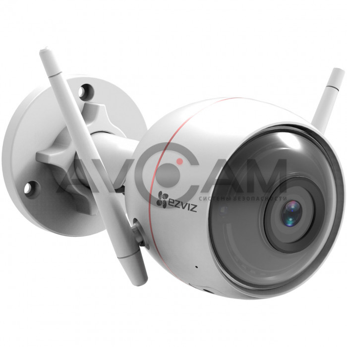 Компактная уличная IP видеокамера с WIFI и записью на MicroSD Ezviz CS-CV310-A0-1B2WFR(4mm)