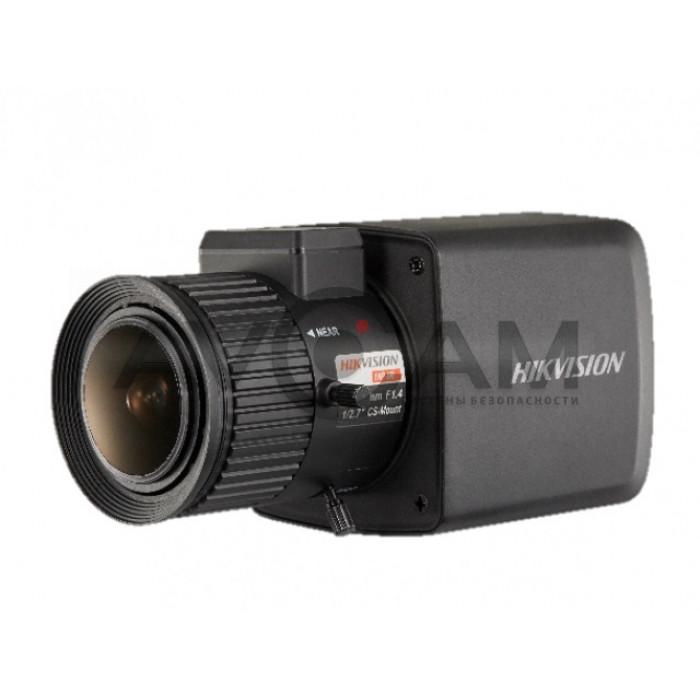 Уличная HD-TVI видеокамера с вариообъективом  Hikvision DS-2CC12D8T-AMM