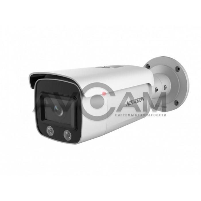 Уличная 4 Мп IP видеокамера с ИК-подсветкой Hikvision DS-2CD2T47G1-L