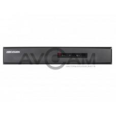 Сетевой 8ми-канальный Видеорегистратор с PoE  Hikvision DS-7108NI-Q1/8P/M