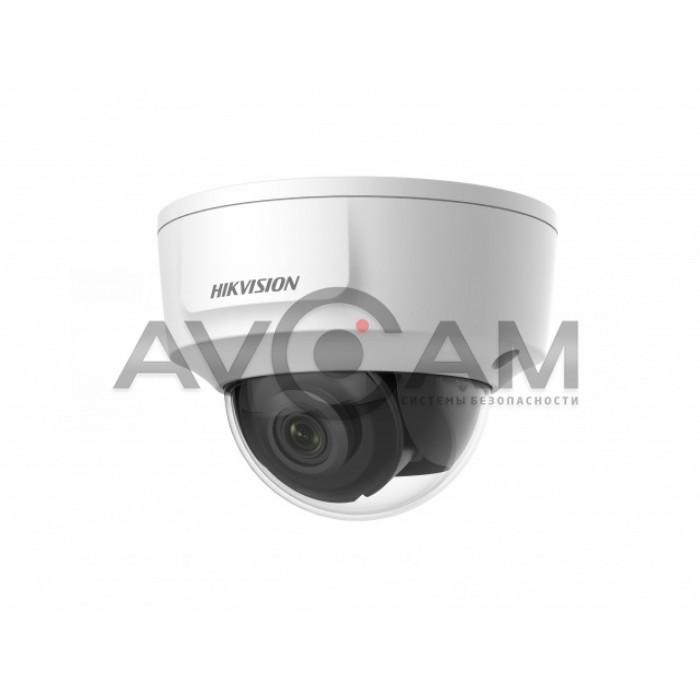 Уличная купольная 8 Мп IP видеокамера с HDMI выходом Hikvision DS-2CD2185G0-IMS