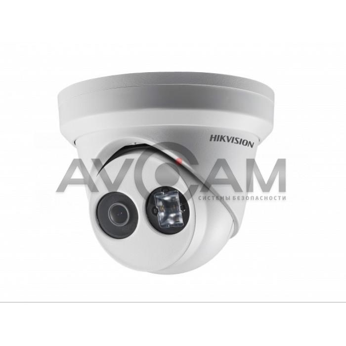 Уличная 2 Мп IP видеокамера с микрофоном Hikvision DS-2CD2323G0-IU
