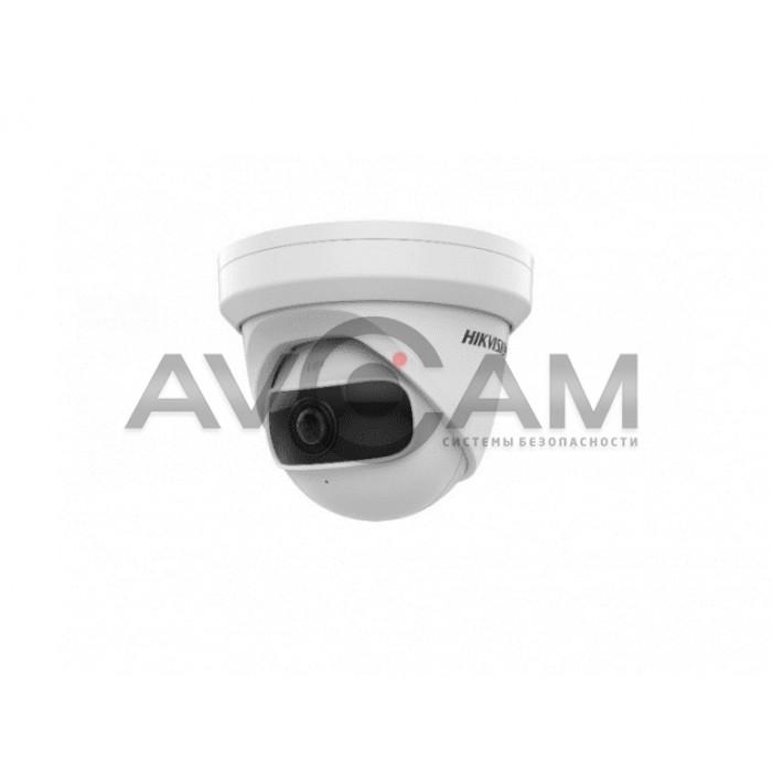 Купольная Fisheye IP видеокамера Hikvision DS-2CD2345G0P-I (1.68 мм)