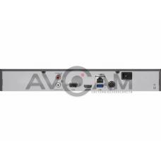 Сетевой 16-канальный Видеорегистратор HiWatch DS-N316/2(B)