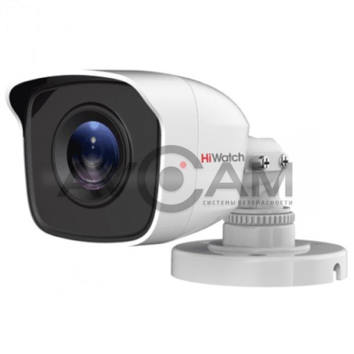 Уличная HD-TVI видеокамера HiWatch DS-T220