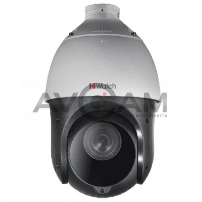 Уличная поворотная IP видеокамера HiWatch DS-T215(B)