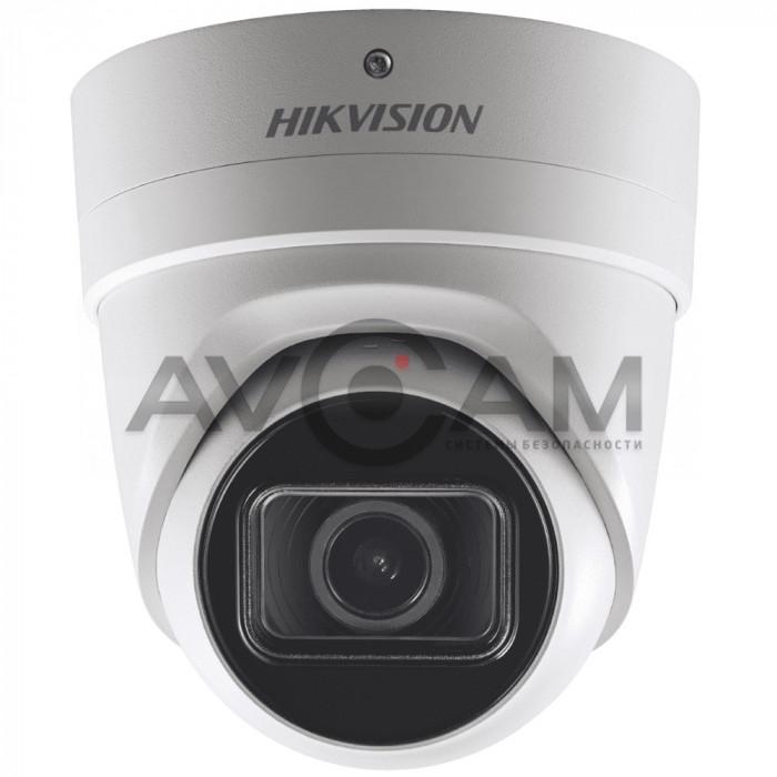 Уличная антивандальная 8Мп купольная IP видеокамера с моторизованным объективом Hikvision DS-2CD2H83G0-IZS