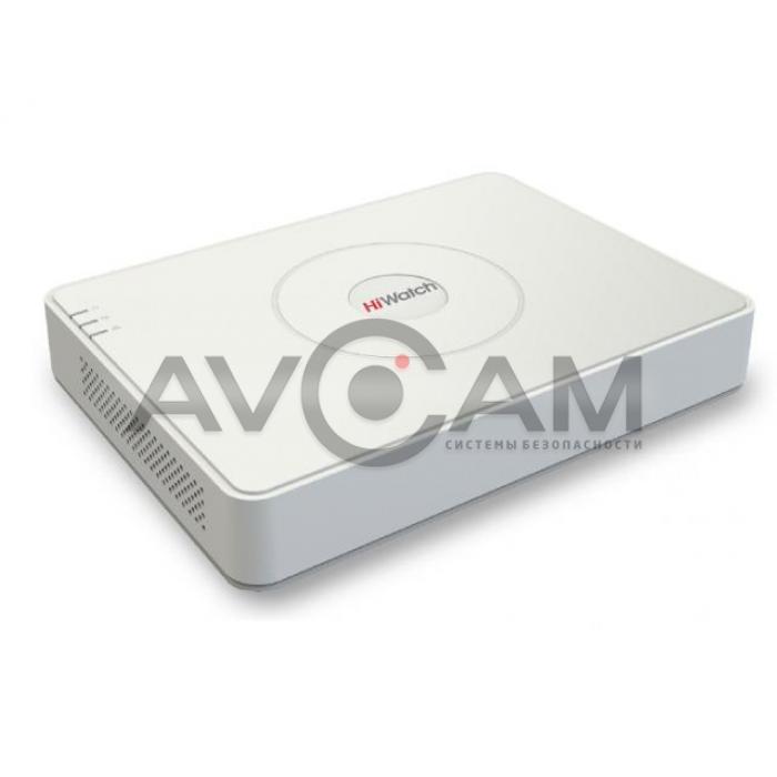 16-ти канальный гибридный HD-TVI видеорегистратор HiWatch DS-H216QA