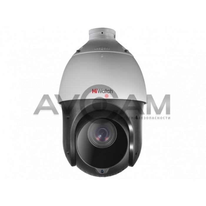 Уличная поворотная IP видеокамера HiWatch DS-I215(B)