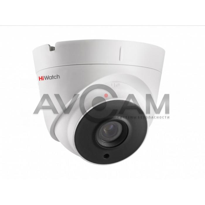 Купольная IP видеокамера HiWatch DS-I253M