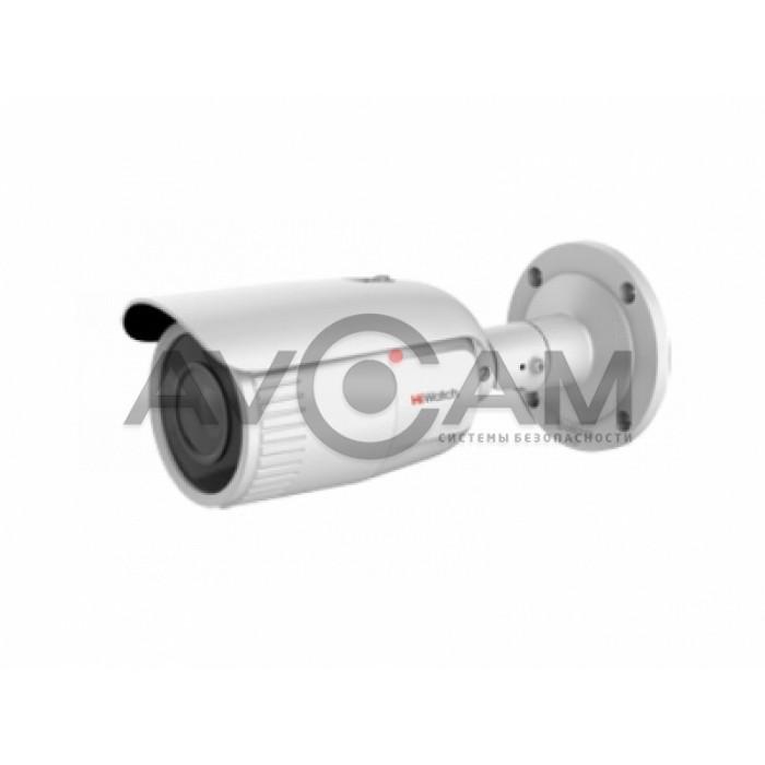 Уличная цилиндрическая IP видеокамера HiWatch DS-I456