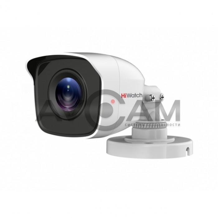 Уличная HD-TVI видеокамера HiWatch DS-T110