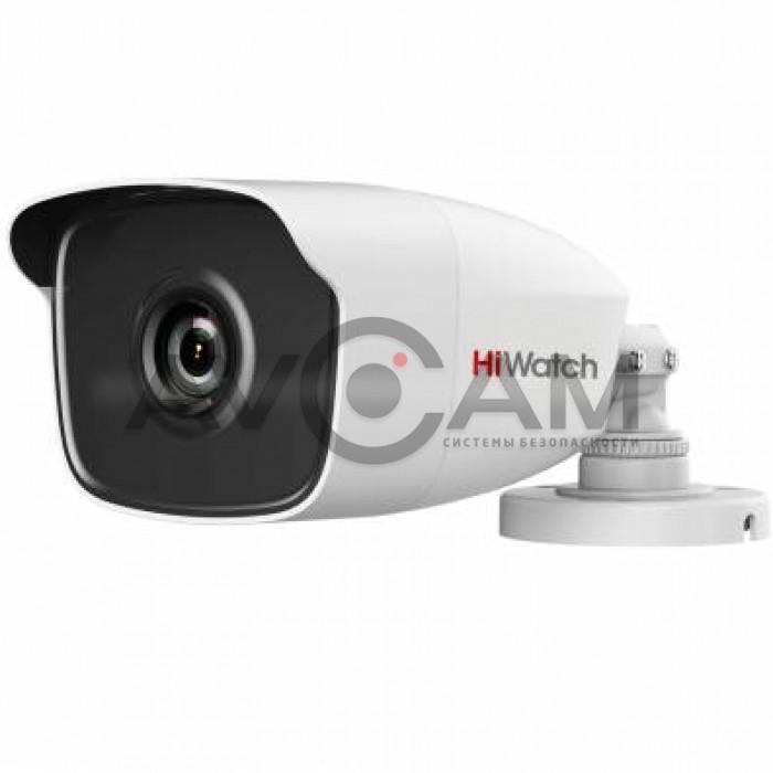 Уличная HD-TVI видеокамера HiWatch DS-T120