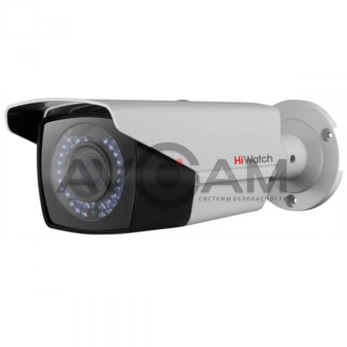 Уличная HD-TVI видеокамера HiWatch DS-T206P