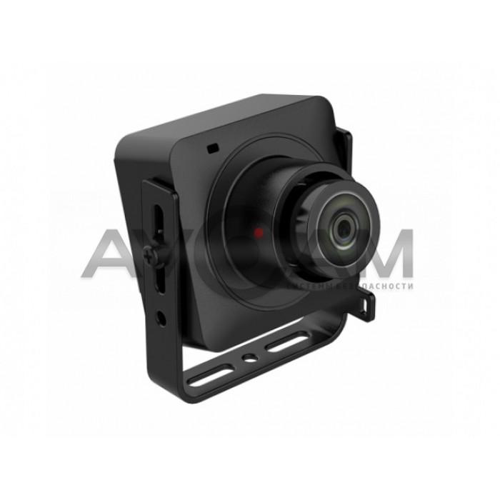 Внутренняя миниатюрная HD-TVI видеокамера HiWatch DS-T208 (2.8 mm)