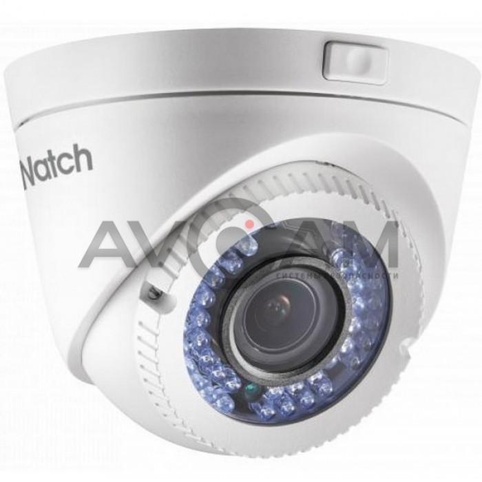 Внутренняя купольная HD-TVI видеокамера HiWatch DS-T209P